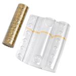 Blister portamonete - 20 cent - fascia arancio - Iternet - sacchetto da 100 blister