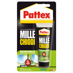 Adesivo Pattex® MilleChiodi Removibile - 100 gr - Pattex®