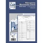 Blocco modello Istat C59 giornaliero - 50 fogli 2 copie ricalcanti - 31 x 21cm - Edipro