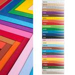 Cartoncino Elle Erre - 50x70cm - 220gr - china 30 - Fabriano - blister 20 fogli