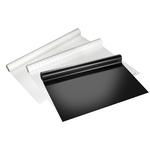 Fogli elettrostatici Magic Chart - 60x80 cm - nero - Legamaster - rotolo da 25 pezzi