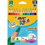 Matite colorate Bic Kids Evolution Triangle