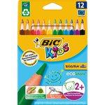Matite colorate Bic Kids Evolution Triangle