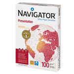 Carta Presentation 100 - A3 - 297 x 420mm - 100gr - Navigator - conf. 500fg