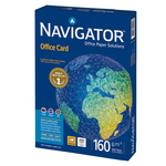 Carta Office Card 160 - A4 - 210 x 297mm - 160gr - Navigator - conf. 250fg