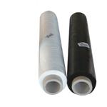 Film estensibile per imballaggi - altezza 50 cm - 23 micron - nero - Viva - rotolo da 250 m circa