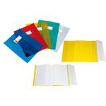 Coprimaxi - ppl liscio giallo trasparente - con alette - portanome - Sei Rota