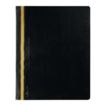 Cartellina per rilegatura Durabind - PVC - 21x29,7 cm - nero - Durable
