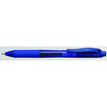 Roller a scatto Energel X Click BL110  - punta 1,0mm - blu - Pentel