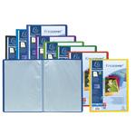 Portalistini personalizzabile Kreacover® - A4 - 30 buste - colori assortiti - Exacompta