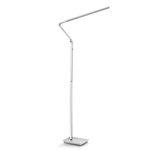 Lampada da terra Floor Reading Lamp- a led - 13W - grigio metal - Cep
