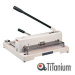 Taglierina a leva 3943TI - alti spessori - Titanium