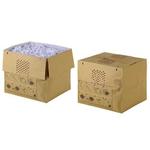 Sacchi per distruggidocumenti - fino a 32 L - carta riciclata - Rexel - conf. 20 pezzi