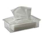Portaveline da tavolo Mr Acrylic - 27x13x6,5 cm - trasparente - Tecnostyl