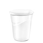 Cestino Gloss - 14 lt - bianco artico - CEP