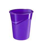 Cestino Gloss - atlezza 33,4 cm - diametro 30,5 cm - 14 lt - viola - CEP