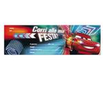 Blocchetto invito alla festa Cars 2 Disney - Sadoch - conf. 10 inviti