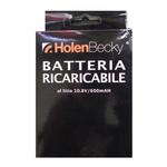 Batteria ricaricabile al litio per Verifica banconote HolenBecky HT7000/HT6060