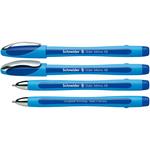 Penna a sfera Slider Memo - punta XB - blu  - Schneider