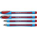 Penna a sfera Slider Memo  - punta XB - rosso - Schneider