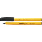 Penna a sfera con cappuccio Tops 505  - tratto 0,5mm - nero - Schneider
