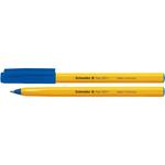Penna a sfera tops 505 0,5mm blu schneider