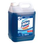 Detergente disinfettante per pavimenti - classico - Lysoform - tanica da 5 L