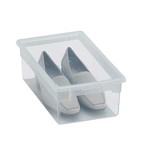 Contenitore multiuso Light Box XS - 19x33,4x11 cm - 5 L - plastica - trasparente - Terry