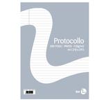 Fogli protocollo - A4 - uso bollo - 20 fogli - 60 gr - BM