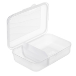 Contenitore Box - Take Away - 17.7x12.9x5.9 cm - 0.9 litri - Rotho