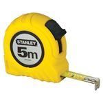 Flessometro - 5 mt - metallo/ABS - Stanley