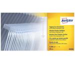 Fili standard per sparafili Avery - PP - 50 mm - scatola da 5000 fili