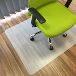 Tappeto Chair Mat salvapavimenti -  in vinile - 90x120cm - Velcoc