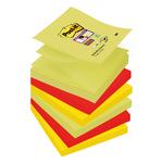 Blocco Post it® Super Sticky Z Notes - Marrakesh - 76 x 76mm - 90 fogli - Post it®