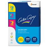 Carta Color Copy - A3 - 297 x 420 mm - 280gr -bianco - Mondi - conf. 150fg