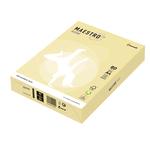 Carta Maestro Color - A4 - 80 gr - giallo tenue YE23 - Mondi - conf. 500 fogli