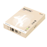 Carta Maestro Color - A4 - 80 gr - avorio/crema tenue CR20 - Mondi - conf. 500 fogli