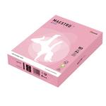Carta Maestro Color - A4 - 80 gr - rosa tenue OPI74 - Mondi - conf. 500 fogli