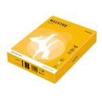 Carta Maestro Color - A4 - 160 gr - giallo forte IG50 - Mondi - conf. 250 fogli