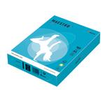 Carta Maestro Color - A4 - 210 x 297mm - 160gr - azzurro forte AB48 - Mondi - conf. 250fg