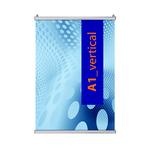 Profili a scatto Poster Snapper - larghezza 700 mm - Studio T - set 2 pezzi