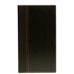 Portaconto Trendy - 13x23 cm - nero - Securit
