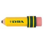 Gomma matita Temagraph - 70mm x diametro 20mm - Lyra