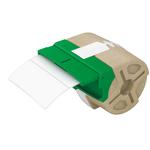Rotolo 600 etichette per Icon - 36x88 mm - carta bianca permanente - Leitz
