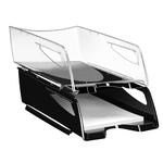 Vaschetta portacorrispondenza Maxi 220+ - 38,6x27x11,5 cm - nero - Cep