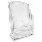Portadepliant modulare - 3 tasche A4 - 23,7x35,7x18,2 cm - Arda