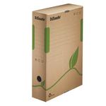 Scatola archivio EcoBox - dorso 8 cm - 32,7x23,3 cm - Esselte