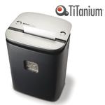 Distruggidocumenti TS516XCD - a frammenti - 29L - Titanium