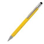 Portamine Tool Pen - punta 0,9mm - giallo - Monteverde