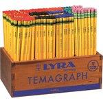 Espositore Lyra Temagraph Legno 288 pezzi